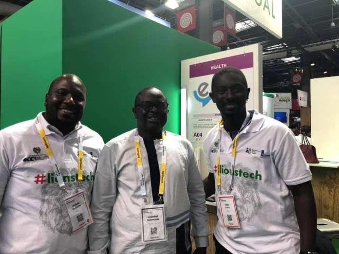 Afrobytes & Vivatech 2019 Eyone SARL partage ses expériences post-event
