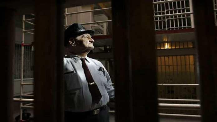 39. Le dernier homme d'Alcatraz