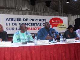 Cnra adopte trois recommandations pour réguler le secteur du marché publicitaire au Sénégal