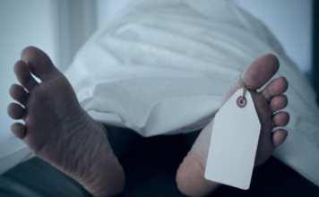 Dougar : Une femme enterrée vivante