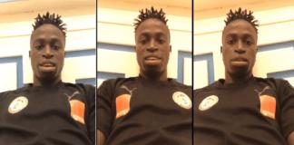 Krepin Diatta lance un message fort aux sénégalais