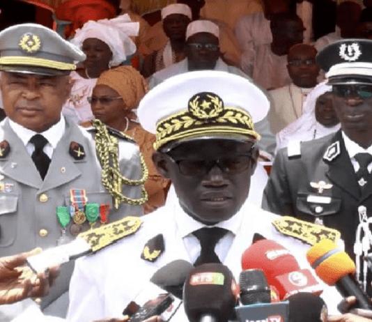 Al Hassan Sall, gouverneur de la région de Dakar