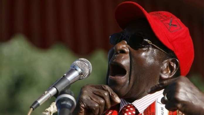 Il était le pouvoir incontesté du Zimbabwe