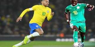 Amical Sénégal contre le Brésil : 4 Finalistes de la CAN 2019 à quai