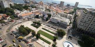 Vue général de Dakar. C'est dans cette ville que se trouve l'hôpital centenaire Aristide-Le-Dantec © Wikimedia commons