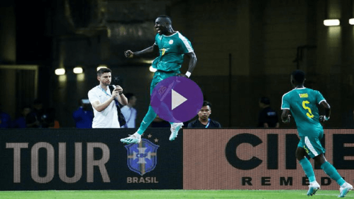 Sénégal : Diedhiou égalise sur penalty