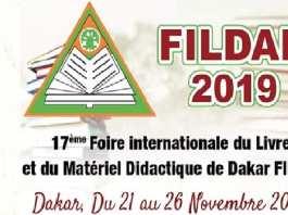 Ouverture de la 17E Foire Internationale du Livre et du Matériel Didactique de Dakar, jeudi