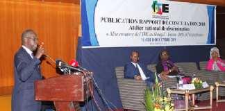 Adama Baye Racine Ndiaye, Secrétaire général du ministère du Développement industriel et des Petites et moyennes industries