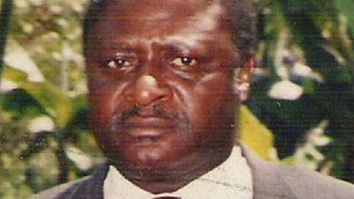 Bernard Muna , avocat camerounais, 79 ans (notables)