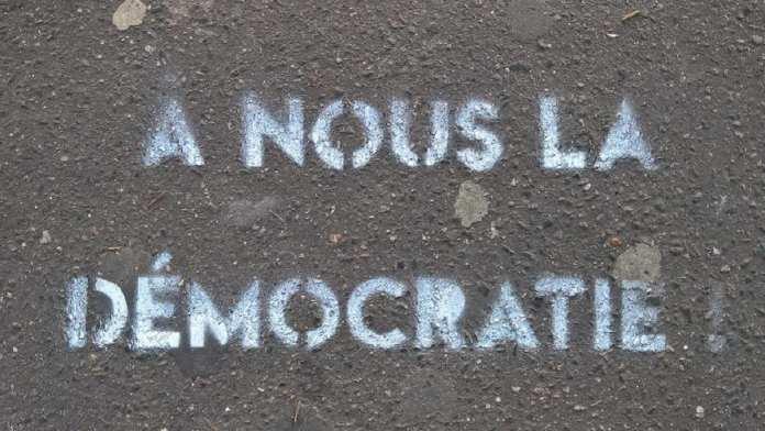 Cinéma la démocratie africaine en question