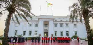 Communiqué du Conseil des Ministres - Palais de la République