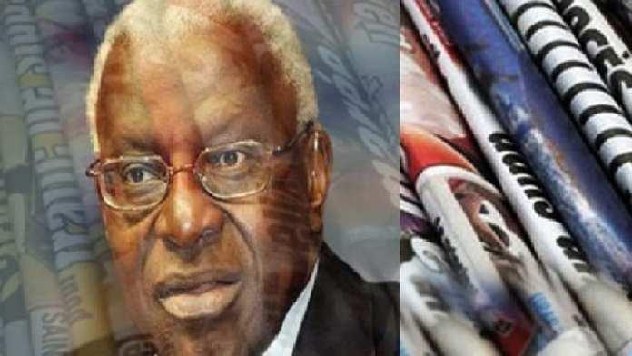 Revue de presse du 13 janvier 2020 : Le procès Lamine Diack et d'autres sujets en exergue