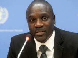 Akon, chanteur américain de son vrai nom - Alioune Badara Thiam