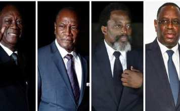 Messages de vœux 2020 de chefs d'État africains à leurs concitoyens