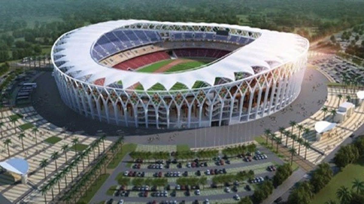 Stade Olympique de Diamniadio1