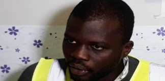 docteur Alphonse Faye, médecin urgentiste au Service d'assistance médicale d'urgence (SAMU national)