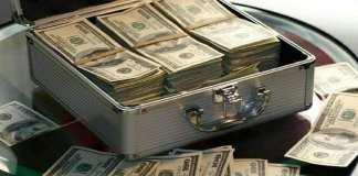 Saisie de 1900 billets noirs d'une contre-valeur 114 millions de francs (Douanes)
