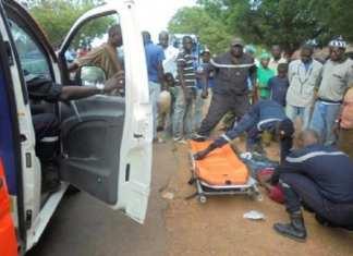 Kaffrine : Un enfant meurt dans un accident de la circulation