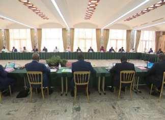 Conseil des Ministres Covid-19 mesures préventives