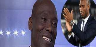 Joseph-Antoine Bell salue la candidature de Didier Drogba à la présidence de la FIF