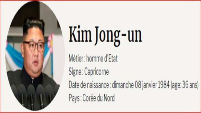 Kim Jong-un-Capture