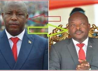 Évariste Ndayishimiye élu président du Burundi (officiel)-Capture