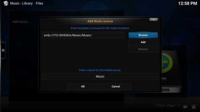 Kodi-Music-Ajouter-Music6-