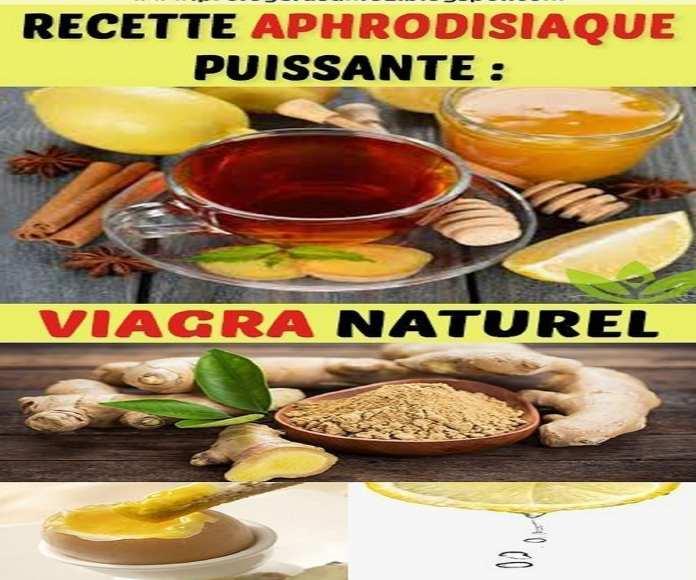 recette aphrodisiaque puissante++