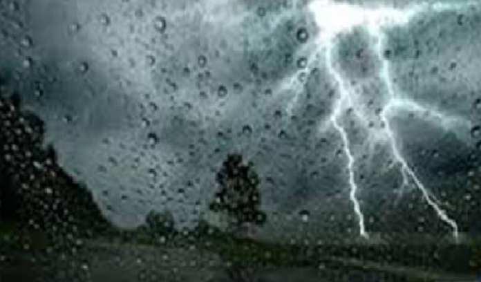 Activités pluvio-orageuses à partir de cette nuit (ANACIM)