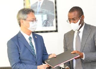 Covid-19 Le Sénégal reçoit un don de 2,5 milliards de francs CFA du Japon