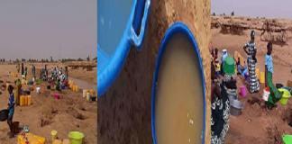 Directeur d'école de Kanel confronté à une pénurie d'eau (cri du cœur)