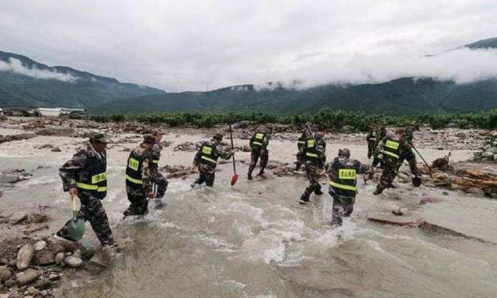 Inondations meurtrières au Japon- les secours peinent à intervenir