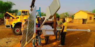 L'ASER entame les travaux d'électrification de 20 villages de Ranérou Ferlo