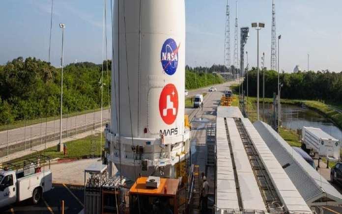 Le robot Perserverance sera envoyé sur Mars le 30 juillet 2020