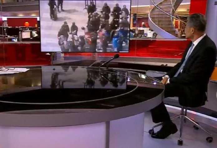 Liu Xiaoming était l'invité de la BBC dimanche 19 juillet.