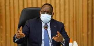 Macky Sall presse pour une mutualisation des services financiers et d'appui aux PME