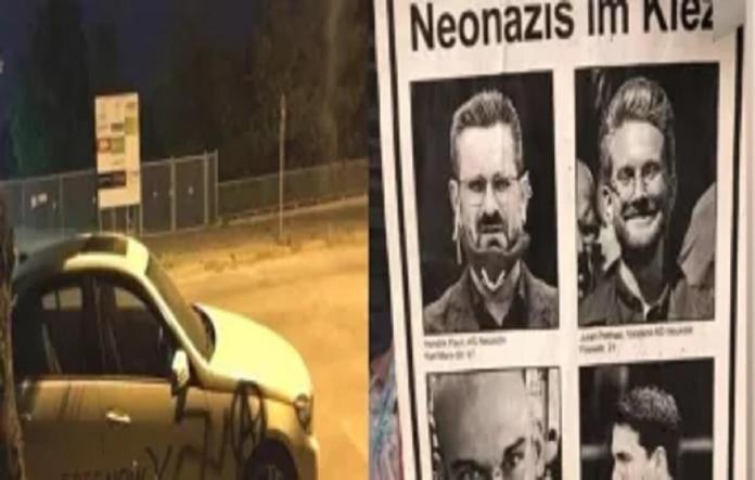 À Berlin, flambée de violences néo-nazies