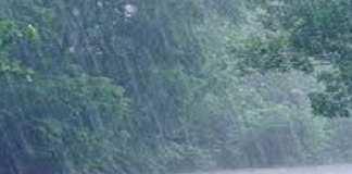 Des pluies au cours des prochaines vingt-quatre ou quarante-huit heures