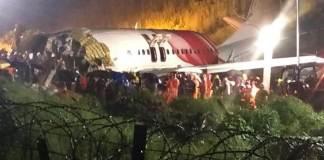 Dramatique accident d'avion en Inde