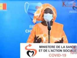 Fatou Diallo, Présidente Badienou gokh Sénégal