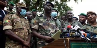 La junte militaire Malienne reporte la réunion sur la future transition