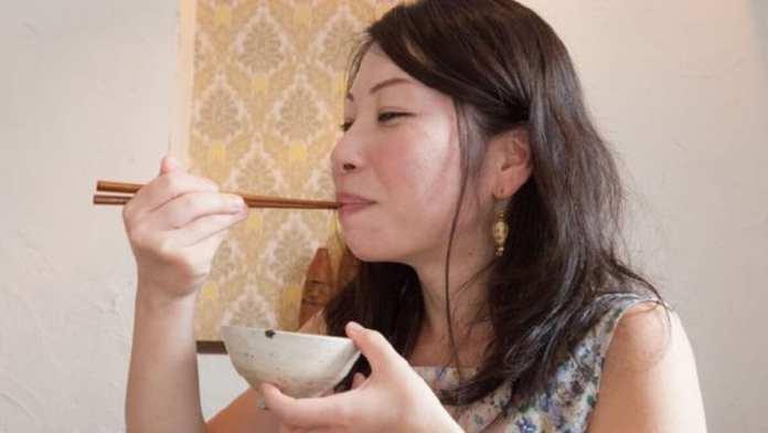 Le riz est un aliment de consommation courante pour les femmes enceintes au Japon