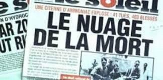 Plusieurs dizaines d'ouvriers tués à Dakar dans l'explosion d'un camion d'ammoniaque++