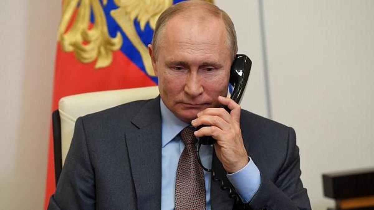 Poutine a l'arme absolue contre le coronavirus