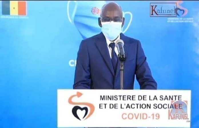 Une baisse sensible des nouveaux cas de Covid-19 et deux nouveaux décès
