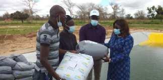Une fabrique d'aliments de poisson à Thiès va bientôt démarrer ses activités à Ndiar (ANA)