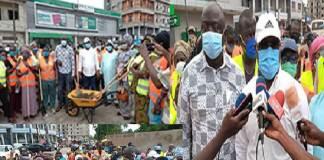 Ziguinchor se dote d'un programme de désensablement des rues et voies publiques