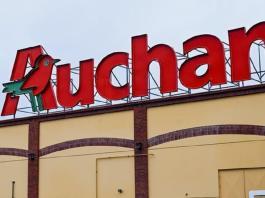Auchan annonce la suppression de 1475 postes