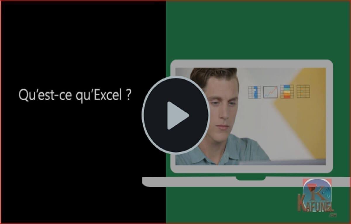 Créer un classeur dans Excel Kafunel.com Capture