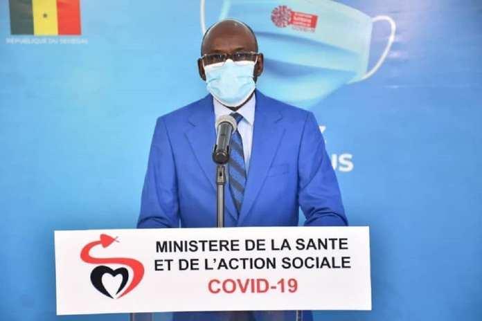 Dr El Hadj Mamadou Ndiaye,Directeur de la prévention au ministère de la Santé